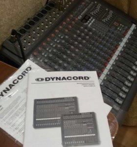 Аренда музыкального оборудования Dynacord