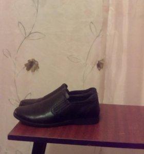 Туфли подрастковые, классик- комфорт. 89246275113