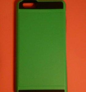 Новый чехол на айфон 6+