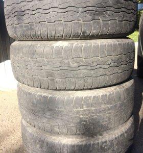 Шины Bridgestone Dueler H/T 225/65 R17