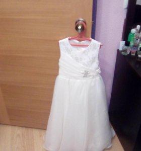 Платье шубка