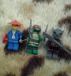Игрушки - лего