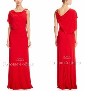 Вечернее платье badgley mischka