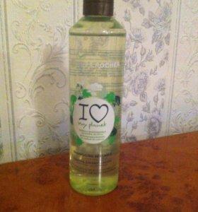 Шампунь для блеска волос экстракт лимона и витамнн