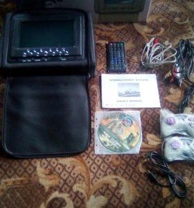 Плдголовник с телевизором,мр3, игровая поиставка