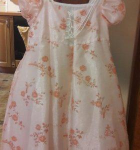 ДетскоеНарядное платье