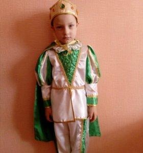 Новогодний костюм принца (прокат)