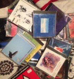 Музыкальные CD (made in Germany) ,rock music.