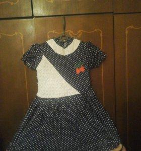 Платье р 32 122 рост