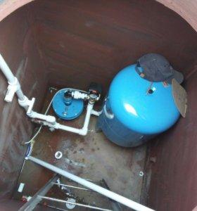 Фундаменты,газобетон,канализация,кровля