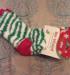 Очень теплые носки