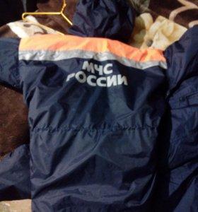Зимний костюм МЧС РОССИИ