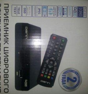 Приёмник цифрового телевидения