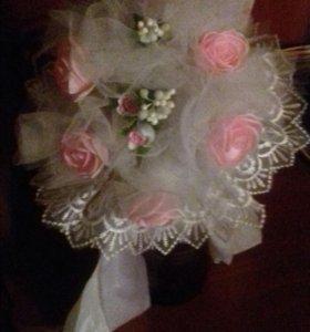 Свадеб букет невесты