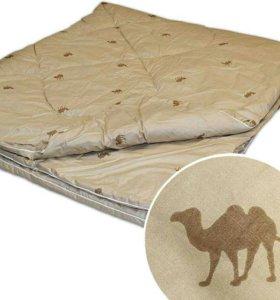 Новое одеяло из верблюжьей шерсти