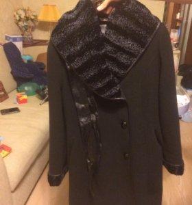 Пальто женское новое р.46