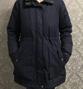 Куртка парка зимняя Adidas