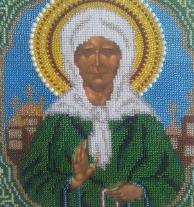 Икона Св.Матроны Московской
