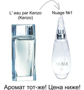 Парфюмерная вода Kenzo