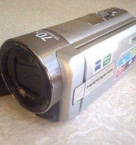 Sony DCR-SX45E Цифровая видеокамера