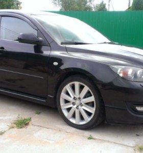 Запчасти Mazda 3 Mps