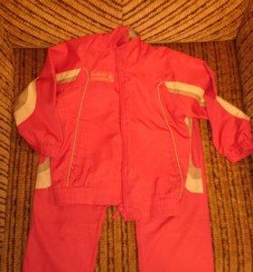 Спортивный костюм на девочку 3-5 лет