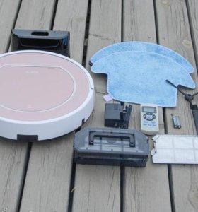 Робот пылесос - сухая и влажная уборка