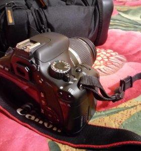 Canon EOS 550 D.