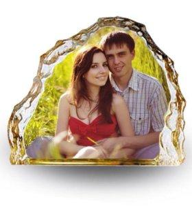 Изготавливаем фото кристаллы