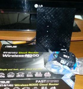 Asus RT-N14U CIod Router Wireless-N300