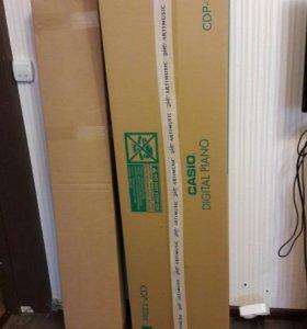 Цифровое пианино Casio CDP-130+стойка+педаль+пюпит