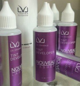 Краска для бровей и ресниц hairwell Lvl 1%