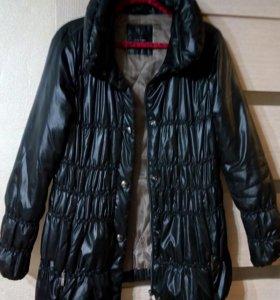 Куртка на теплую зиму/ холодную осень