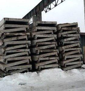 Плиты перекрытия бу 6х1.5 пкж-8 не с ферм
