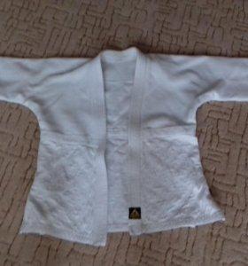 Кимоно для мальчиков (дзюдо) 10-13 лет брюки 85см