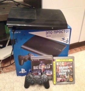PlayStation 3 БЕЗ ИГР!