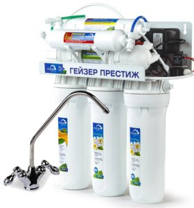 Фильтр для воды Гейзер Престиж ПМ