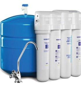 Фильтр для воды Аквафор осмо-Кристалл