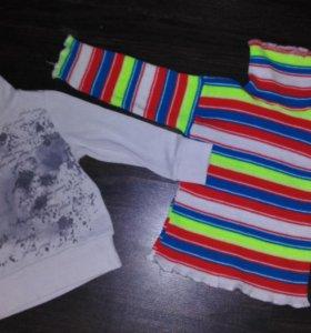 штаны, водолазки и платья
