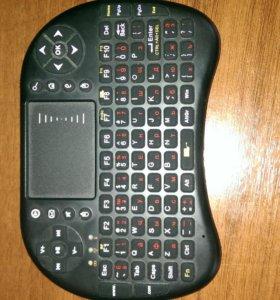 Клавиатура и мышь в одном.