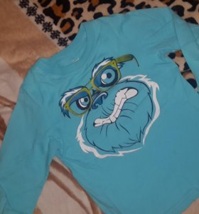 футболка лонгослив