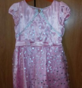Платье 4-5лет