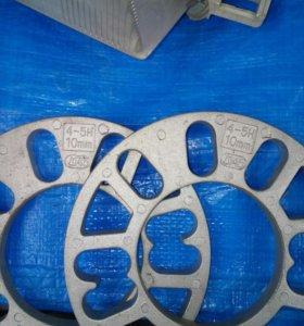 Проставки колес