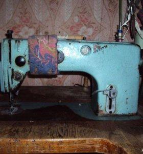 Промышленная швейная машинк