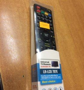 ТВ пульт универсальный LR-LCD707E (LCD/LED)