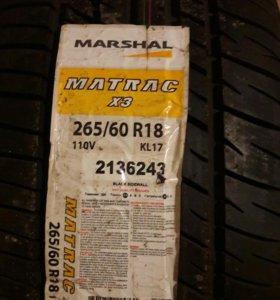 Marshal Matrac X3 265/60 R18 110V KL17