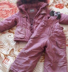 Комбез и куртка