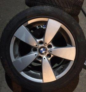 Продам диски BMW  r17 без резины!!!