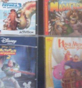 Игры для детей CD.