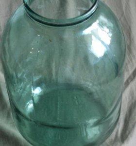 Балоны 3-х литровые